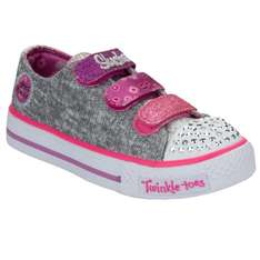 Sketchers Twinkle Toes - £18.39 delivered from Get the Label (with code)