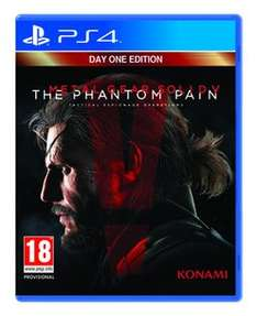 Metal Gear Solid V: The Phantom Pain (PS4) £11.69 / Watch Dogs (PS4) £4.49 / The Last of Us Remastered £16.19 delivered @ GAME (Pre Owned)