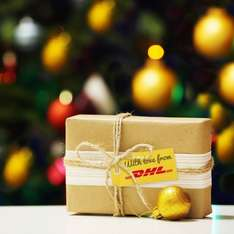 1000 nectar points worth £5 or £10 in upcoming double up when you send a parcel @ DHL