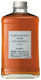 Nikka by the Barrel - Whisky 50cl £31 @ Amazon