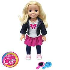My Friend Cayla Interactive Doll - £19.99 @ Home Bargains