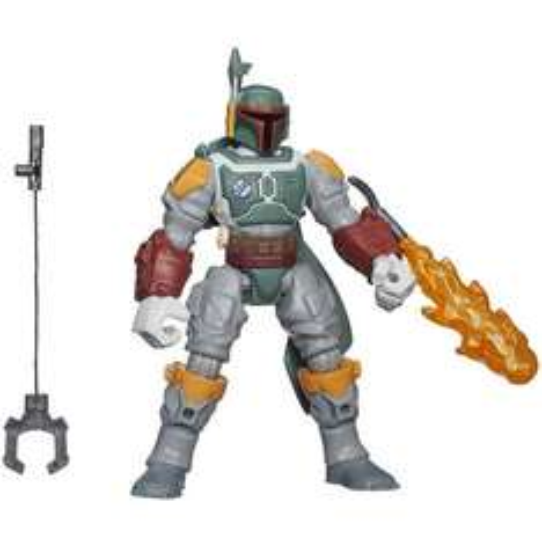 Star Wars Hero Mashers Episode VI Boba Fett - £5.96 @ Toys R Us