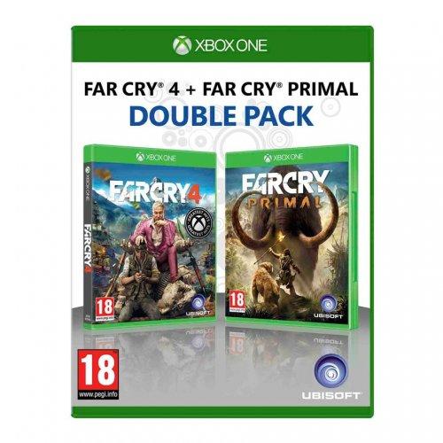 Far Cry Primal & Far Cry 4 Xbox One @ Smyths - £32.99