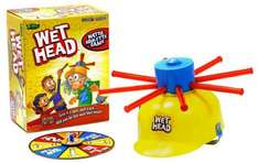 Wet Head Water Roulette Game now £5 C+C @ Halfords