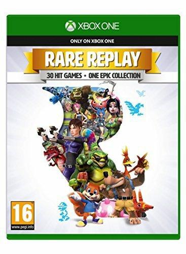 Rare Replay Xbox One £7 prime / £8.99 non prime @ Amazon