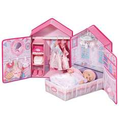 £55.99 for Baby Annabell Bedroom, Stroller and Nappies @ Toys R Us RRP £90.97