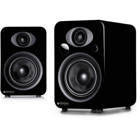 Steljes Audio NS3  Bluetooth Duo Speakers - £129.99 @ Zavvi