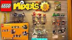 lego mixels series 9 (last set to be made!) £3(plus £3.95 p&p) @ Lego.   ((if voting cold please leave a reason why!))