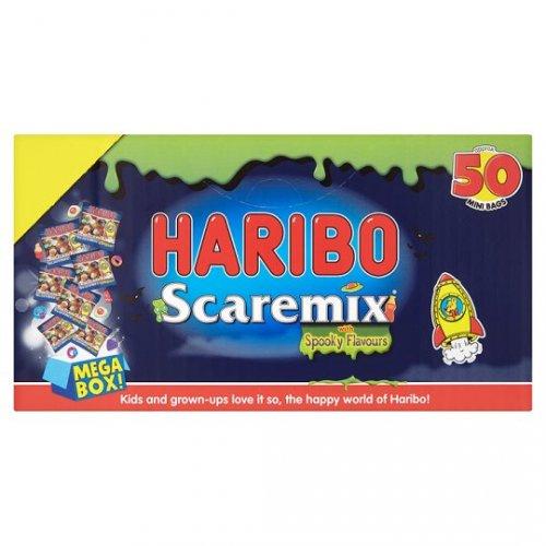 Haribo Scaremix Box of 50 Bags £1 @ Tesco Instore (Hanover Street, Liverpool)