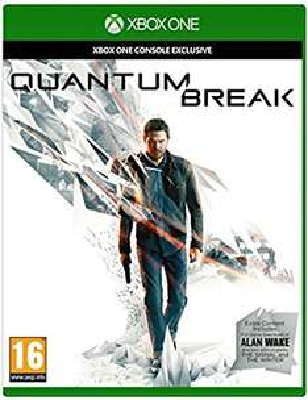 Quantum Break (Xbox One) £16.89 Delivered @ Boomerang via Amazon (Like New)