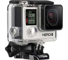 EXPIRED GoPro Hero 4 Black edition Action Camera - £208 collect in store @ Jessops