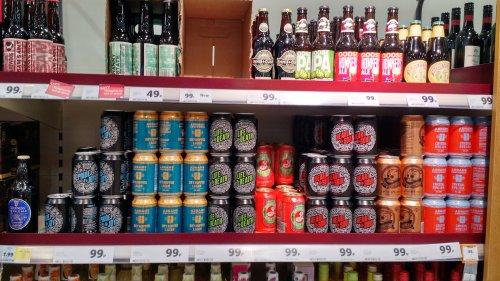 Various Beers/Ales 99p in Tesco- Cefn Mawr (Brewdog/Vocation/Pistonhead etc)