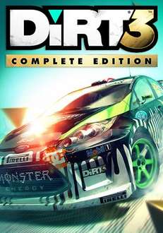 [Steam] DiRT 3 Complete Edition - Free - Humble Store