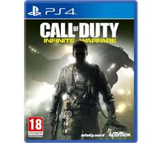 PS4 Call Of Duty Infinite Warfare £39.99 @ Currys PC World ONLINE ONLY