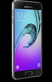 Samsung Galaxy A3 2016 (Black or Gold) O2 Refresh Sale £117.99 or £120 @ O2