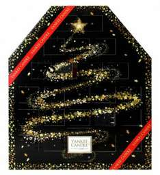 Yankee Advent Calendar exclusive to Boots £20 or 3 for 2 - £13.30 each (when buying 3)
