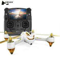 Hubsan H501S X4 Brushless Drone - White Version £164.91 gearbest
