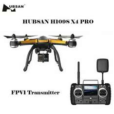 Hubsan H109S X4 PRO 5.8G Drone (Standard Edition) £267 @ Gearbest