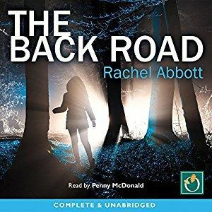 Audible DOTD, The Back Road by Rachel Abbott audio book £1.99