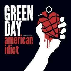 American Idiot single by Green Day 59p on itunes