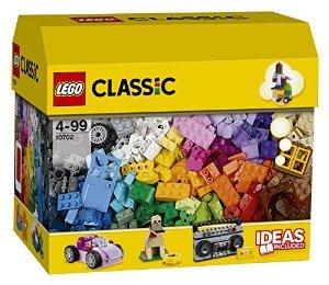 Lego 10702 Box of Bricks Building set £15 (Prime) / £19.75 (non Prime) @ Amazon