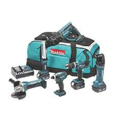 Makita 6 piece 18v cordless set £629.99 @ Screwfix