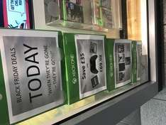 Game Early Black Friday Deal. 12 Months Xbox Live + Xbox One Controller + £15 NOW TV Voucher £69.98 @ Game