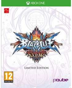BlazBlue ChronoPhantasma Extend Limited Edition - Only at GAME (Xbox One) £4.99 Delivered @ GAME