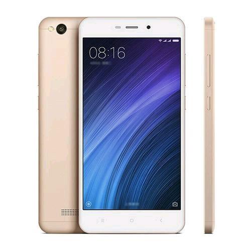 XIAOMI Redmi 4A 5.0inch HD MIUI 8 Android 6.0 4G LTE Smartphone Qualcomm Snapdragon 425 Quad Core 1.4GHz 2GB 16GB 5.0MP 13.0MP 3120mAh Battery WIFI GPS - Gold - £72.65 @ Geekbuying