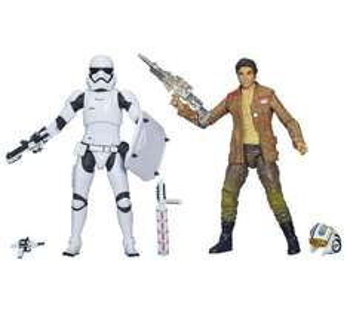 Star Wars The Force Awakens Black Series Escape From Destiny £8.99 @ Argos