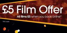 The Light Cinema has just opened in Bolton town centre and ALL tickets are a fiver when you book online!