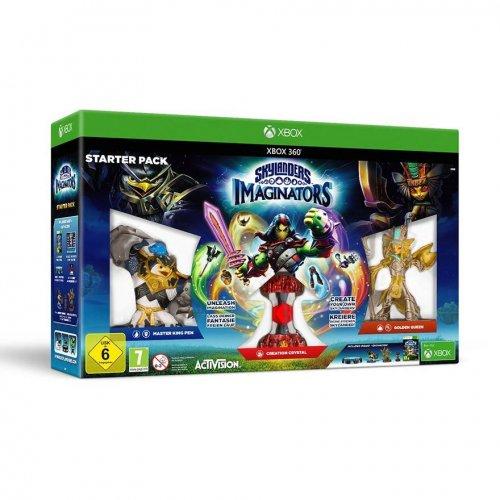 Skylanders Imaginators Starter Pack (X360/Wii U) £29.99 @ Smyths (XO £32.99)