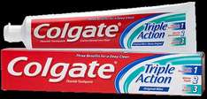 Colgate whitening toothpaste and lots more - 80p instore @ tesco