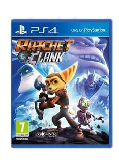 Ratchet and Clank - £17.99 @ Base.com