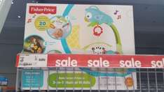 Fisher Price Rainforest Friends 3 in 1 Musical Mobile £6 @ Asda Watford
