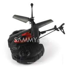 2.5 channel remote control mini helicopter was £15.83 now £3.99 delivered with code @ Sammydress