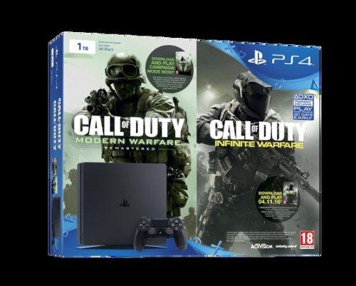PS4 1TB Slim & Call of Duty: Infinite Warfare - Legacy Edition £259.85 Delivered @ Shopto