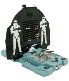 Star Wars Battleships Game Argos 9.99