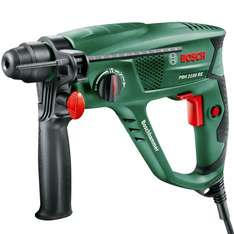 PSBH2100RE Bosch 550w SDS corded rotary hammer drill was £87 now £42 with code or £40 if you spend an extra £3?! until Monday @ B&Q