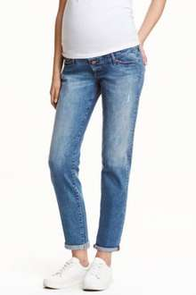 MAMA Girlfriend Jeans at H&M (free delivery when you use 6090 code) - £8.09