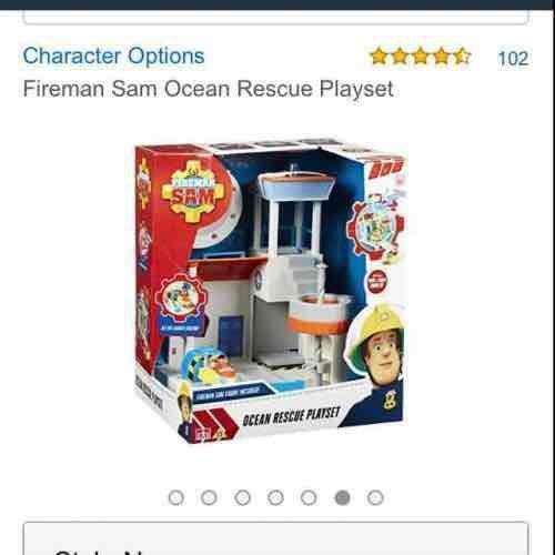 Fireman Sam Ocean Rescue Playset £19.99 RRP £34.99 (Prime exclusive) @ Amazon