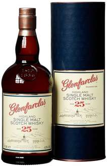 Glenfarclas Whisky 25 Years Old, 70 cl at Amazon for £92.38 Never seen this under £100 bargain & Amazon
