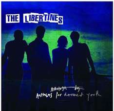 The Libertines - Anthems for doomed youth [VINYL] £9.99 Prime / £11.98 Non Prime @ Amazon