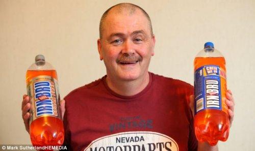Barr's irn bru 2x 2 ltr bottles only £1.49 at heron foods