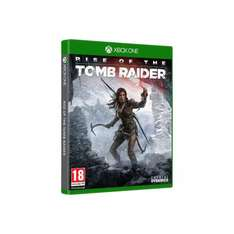 Rise Of The Tomb Raider, XBox One - John Lewis - £22.49 delivered
