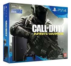 PS4 500GB Slim & Call of Duty: Infinite Warfare - £197.99 Amazon (Students Only)
