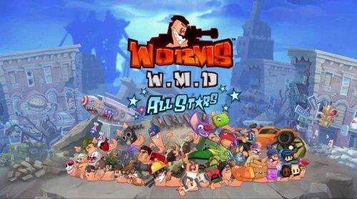 Worms W.M.D All stars (PS4/XBONE) £13.49 @ Sainsburys