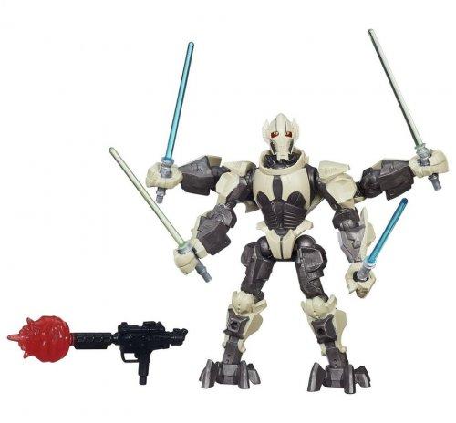 Star Wars: The Force Awakens Hero Mashers Deluxe Assortment £3.99 @ Argos (free C&C)