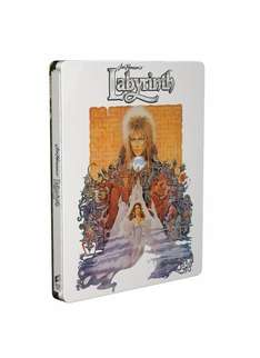 Labyrinth 30th Anniversary (2 Disc Steelbook - 4K) - £17.00 prime / £19.99 non prime at Amazon