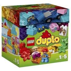 LEGO DUPLO 70 Piece Set Creative Build Box / Tesco half price (free C&C) £12.50